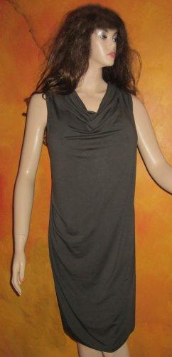 Victoria's Secret Sexy Dark Brown Sleeveless Cowl Neck Cocktail Easter Dress XL 266540