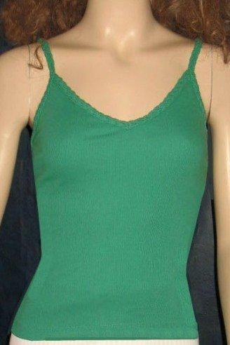 Victoria's Secret Green Braided Bra Top Tank Top Size XS  194129
