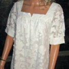 Victoria's Secret $178 Nell Couture White Dress 6  210479