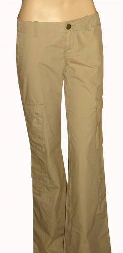Victoria's Secret Pale Green Pencil Skinny Stretch Cotton Pants Jeans Size 2 227473