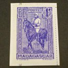 1931 France , Malagasy Republic , Madagascar 1c