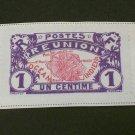1907 France , Reunion 1c