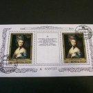 1984 Russia Souvenir Sheet Paintings 2 , 50k