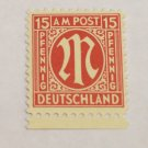 1945 Germany , Allied Military Zones , Unused MNH