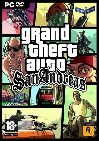 Grand Theft Auto :- San Andreas