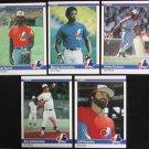 1984 Fleer #273 Andre Dawson Expos