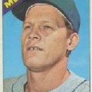 1966 Topps #108 Bobby Klaus Mets Baseball Cards Card