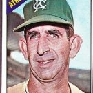 1966 Topps #74 Don Mossi Kansas City A's  Baseball Cards Card