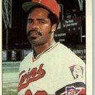 1984 Fleer #576 Baseball Cards Card