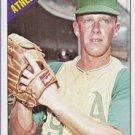 1966 Topps Lew Krausse #256 Baseball Cards Card Vintage
