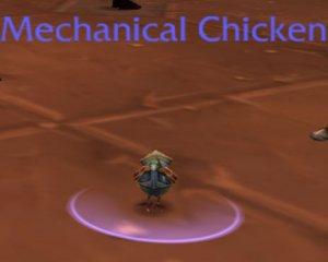 Mechanical Chicken