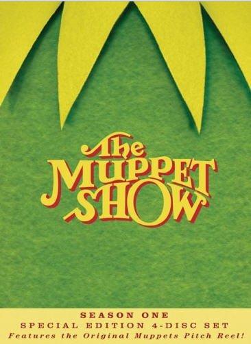 The Muppet Show Season One DVD Set New