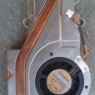 asus f9 averatec 5100 NEC sunon GC055510VM-8 laptop heat pipe fan