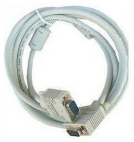 5 m VGA cable 3 +6 HD video cable LCD TV projector computer cable