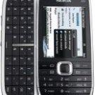 unlocked nokia E75 quadband  cell phone---Red,Black