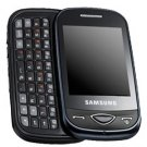 SAMSUNG UNLOCKED B3410 CORBY PLUS TOUCH QWERTY CELL PHONE