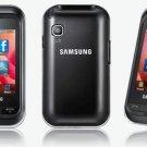 Samsung Unlocked C3300K Champ GSM Quadband Cell Phone---black
