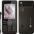 Sony ericsson Unlocked Sony Ericsson G900 Symbian UIQ 3G Wifi 5MP Camera Cell Phone---Black,Red