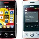 Unlocked LG Cookie Lite T300 Cell Phone---black,white