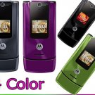 MOTOROLA UNLOCKED W510 CHEAP CELL PHONE