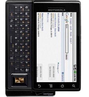 Unlocked Motorola XT702 3G Cell Phone
