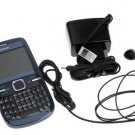 Unlocked Nokia C3 C3-00  GSM QWERTY 2MP Camera Video WiFi Cell phone----Blue-Black,Pink,Gold-White