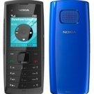 Unlocked Nokia X1-01 Dual SIM Music Cell Phone---Black,Blue,Red