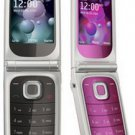 Unlocked Nokia 7020 Cell Phone----Gray,Pink