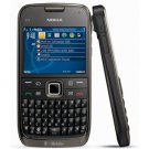 Unlocked nokia E73 T-Moboile Wifi GPS Cell Phone---Black