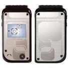 Unlocked Nokia 7270 Tri-band Cell Phone----Silver,Black