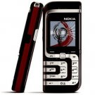 UNLOCKED NOKIA 7260 TRI-BAND CELL PHONE----Black