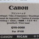 Canon QY6-0068 Print head