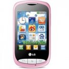 Unlocked LG T310 Cell phone---Gray,White,Pink