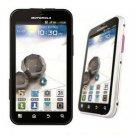 "Unlocked Motorola DEFY+ ME525+ /ME526 3.7"" Android Smart Cell Phone---- Black,White"