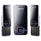 Unlocked Samsung SGH-F258 Anycall Tri-band GSM Cell Phone-----Black