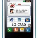Unlocked LG C330 Quadband GSM Touch Screen mobilePhone----Pink,Blue
