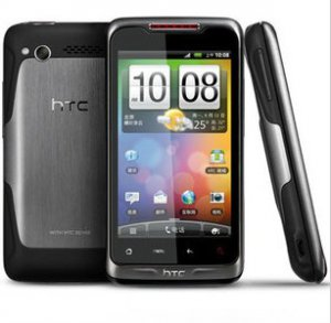 Unlocked HTC S610d Android OS 3G Cell Phone-----Black
