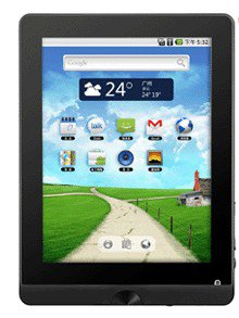 """Teclast P81HD 8"""" Android 2.3 8GB A8 1.2GHz Tablet PC----Black"""