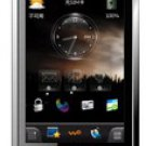 Unlocked  ZTE X60  WIFI GPS touch screen  WM6.5 OS 3G Smartphone----Black