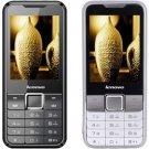 Unlocked Lenovo P629 Dual-SIM Dual-band GSM Cell Phone----Black,Silver
