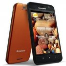 "Lenovo S2005A 8GB 5"" Dual-Core 1.2GHz CPU 5MP+1.3MP 3G Smartphone and Tablet PC---Black"