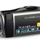 RICH HD-A79 HD Digital Camcorder DV with pause Free 16GB SD---Black