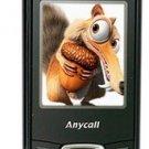 Samsung Anycall GT-E2558 Cheap Cell Phone