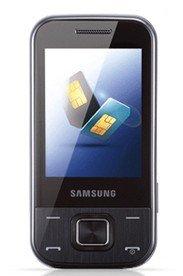 Samsung  GT-C3752 anycall dual SIM Cell Phone