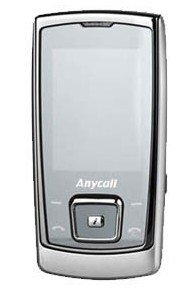 Unlocked Samsung Anycall SGH-E848  Cheap Cell Phone----Red,gray,Gold