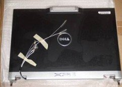 DELL XPS M1210 Laptop new Case ------Upper shell