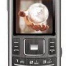 Unlocked Samsung anycall U808E thin candy bar metal case cell phone