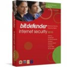 BitDefender Internet Sec 2010 5 PC/1Yr