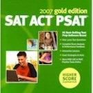 Kaplan SAT ACT PSAT 2007 GOLD EDITION