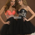 Sweetheart   beading  Party  dress
